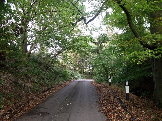 The Road to Tannoch and Sandyknowes