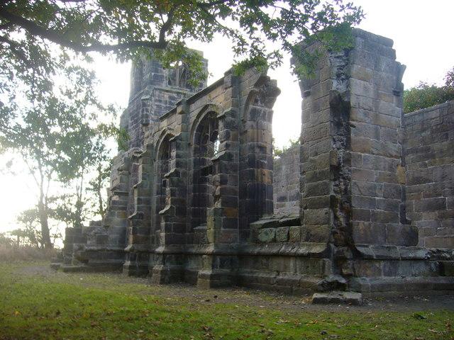 St Catherine's Chapel, near Lydiate, Merseyside