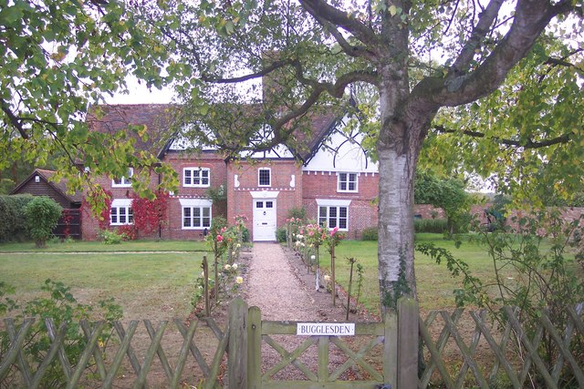 Bugglesden Farmhouse