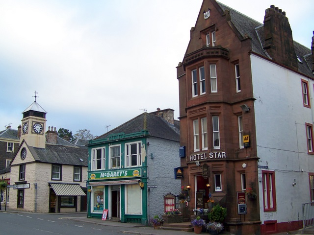 High Street, Moffat