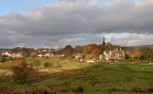 Turton Village