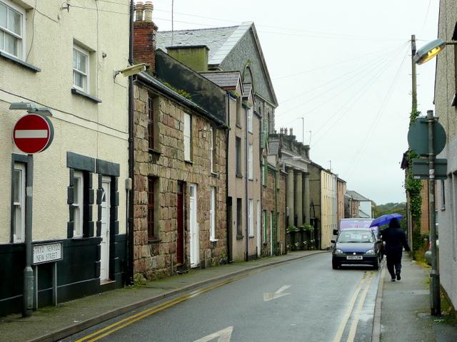 Stryd Newydd, Caernarfon