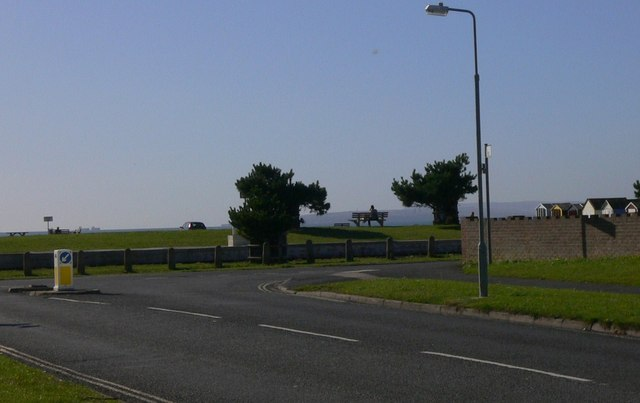 Junction of Sea Grove Avenue and Sea Front