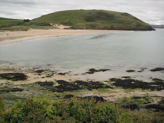 Daymer Bay and Brea Hill