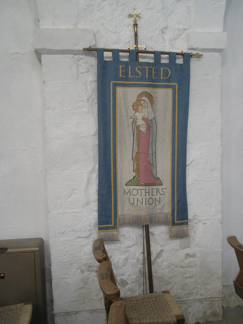 Banner within St Paul's, Elsted