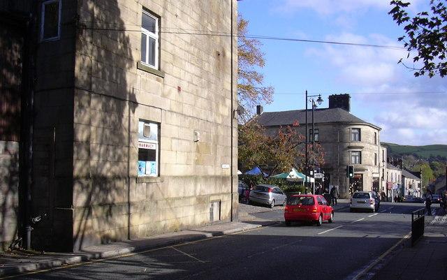 Carr Street, Ramsbottom