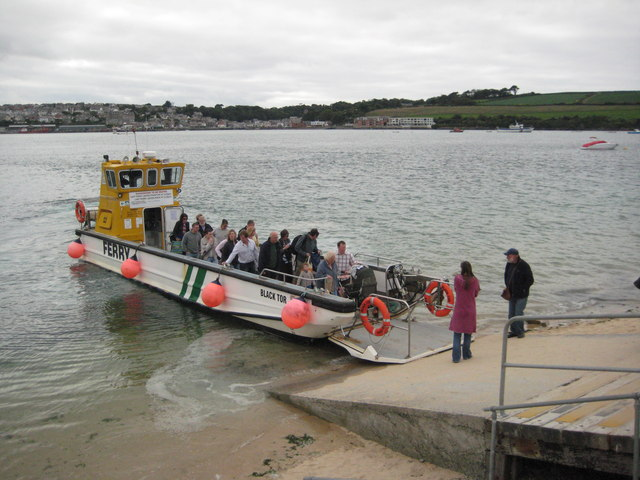 The Padstow ferry