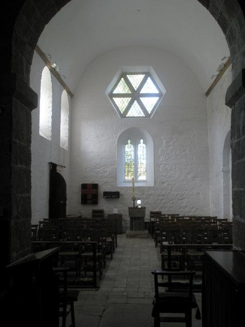 Inside St Paul's, Elsted