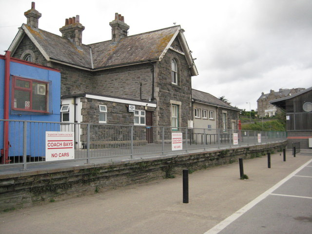 Former railway station - Padstow