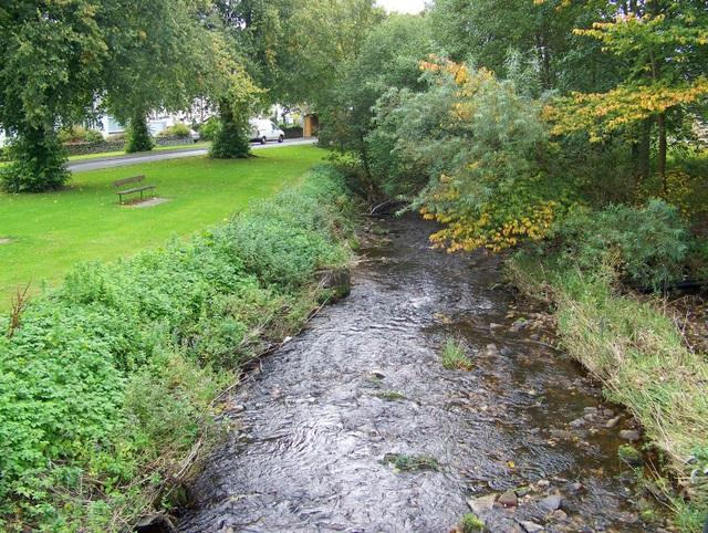 Lyne Water, West Linton