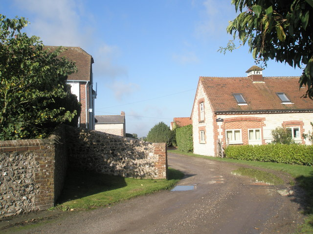 Church Farm, Elsted