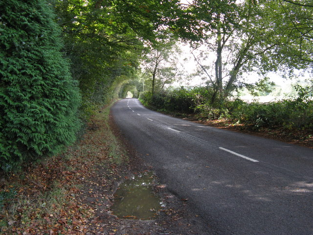 Birchgrove Road heading towards Horsted Keynes