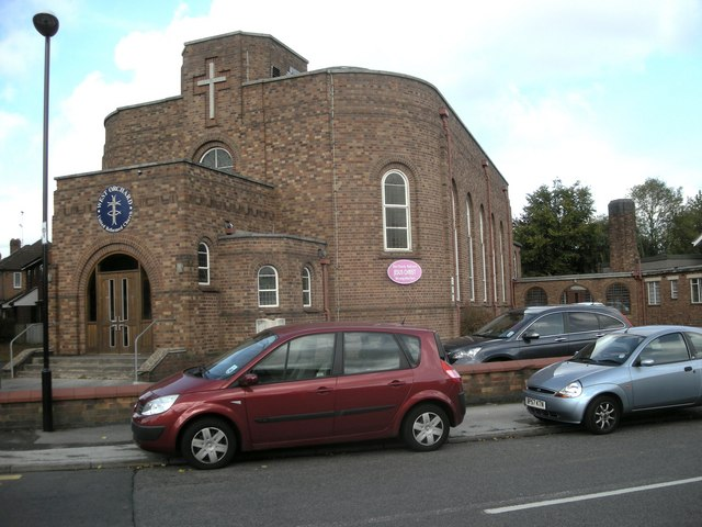 West Orchard United Reformed Church Stivichall