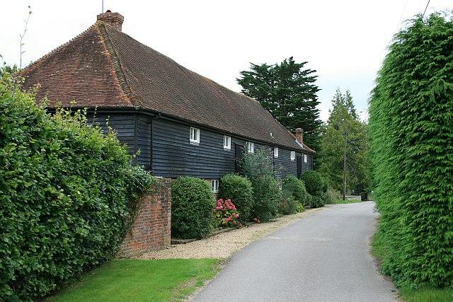 The Tithe Barn, Park Lane