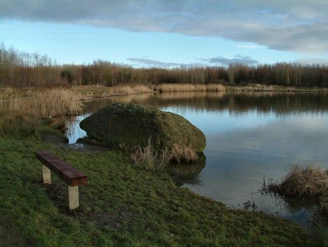 Amberswood lake
