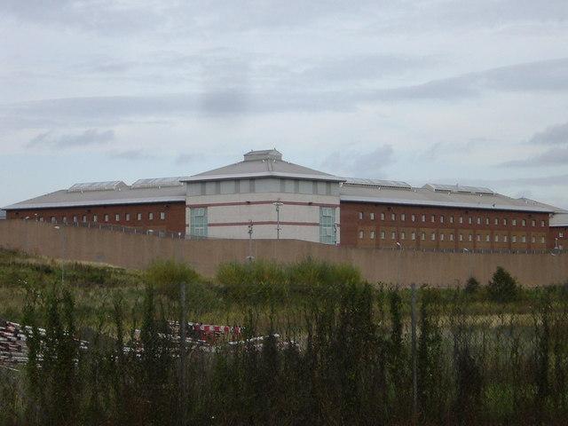 H.M. Prison, Saughton