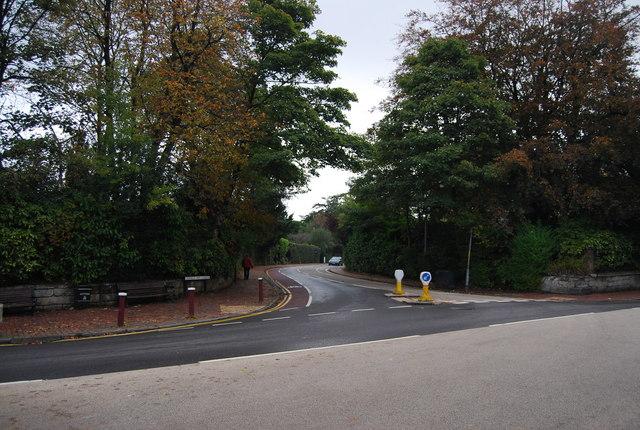 Calverley Park Gardens & Calverley Rd junction