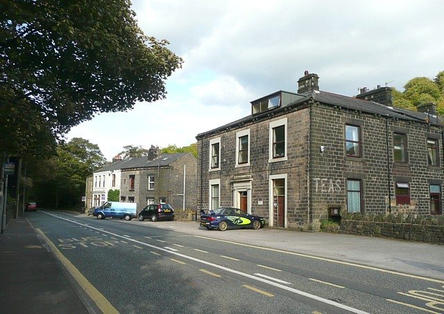 Station House, Halifax Road, Stansfield