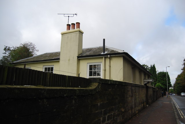 Georgian Cottage, Calverley Rd.