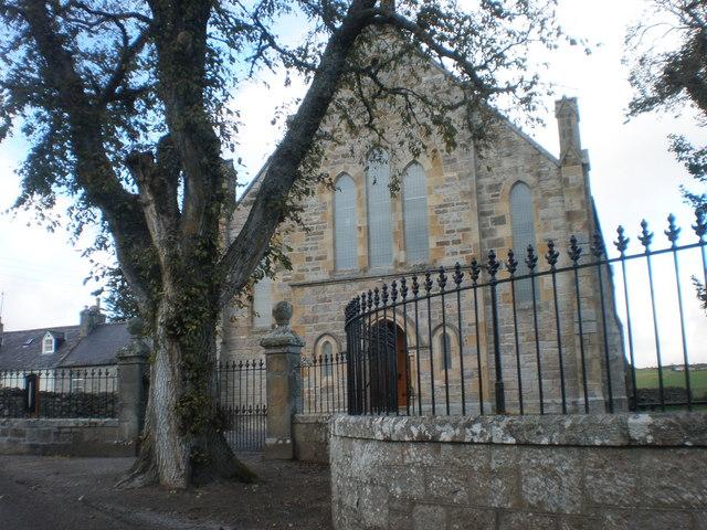 Free Church at Migda