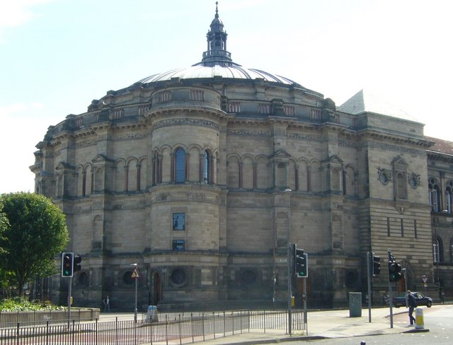 McEwan Hall, Teviot Place