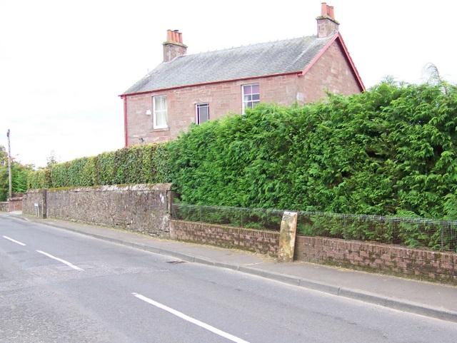 Milepost, Alyth
