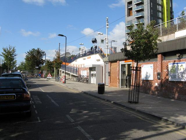 Homerton station