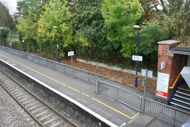 Looking at Platform 4