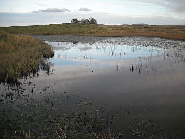 Cobbinshaw Reservoir