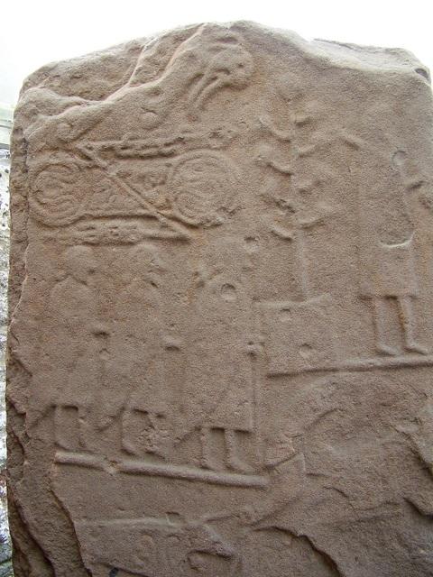 Pictish Symbol Stone, Eassie