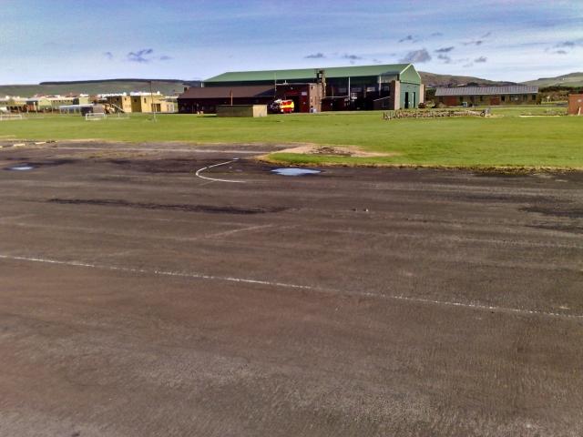Airport Buildings, Machrihanish