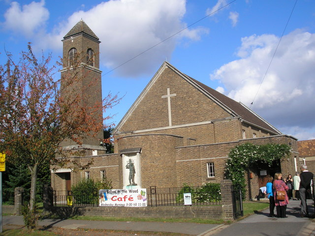 St. Christopher's Church, Hinchley Wood