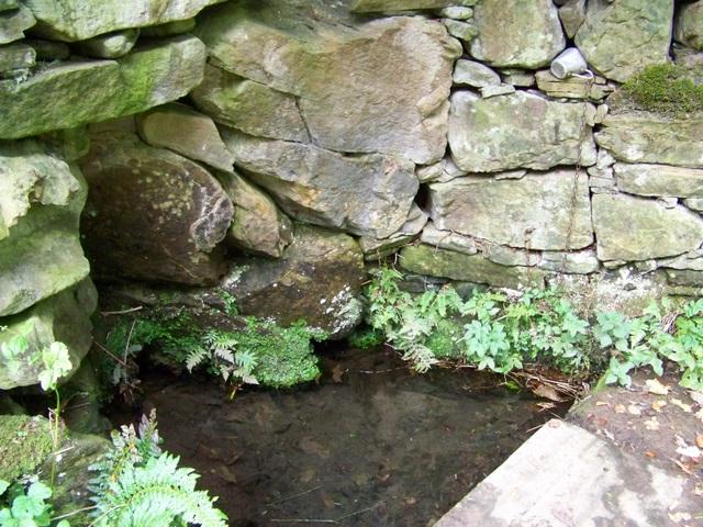 St Fergus Well, Glamis