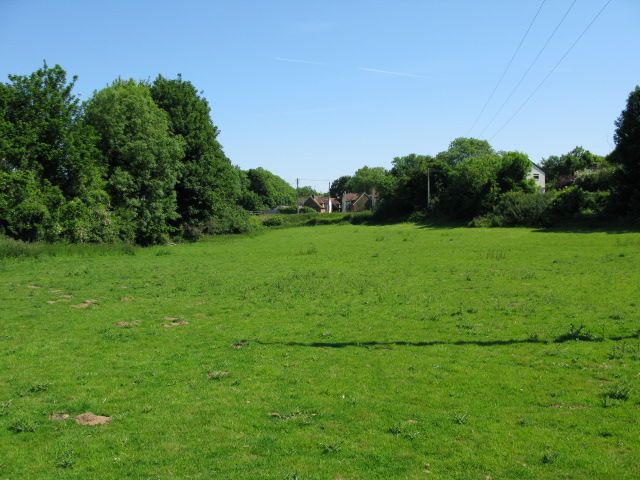 Meadow between Upper and Lower Eythorne