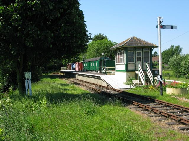 Eythorne railway station
