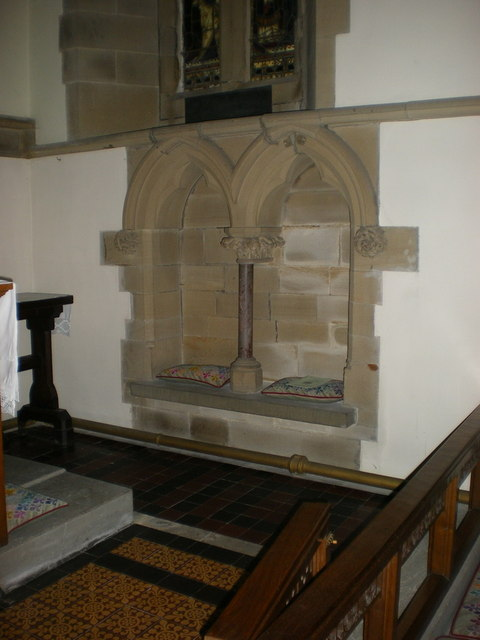 St Mary the Virgin, Carleton-in-Craven, Interior