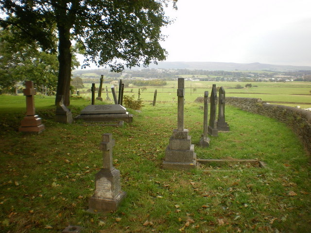 St Mary the Virgin, Carleton-in-Craven, Graveyard