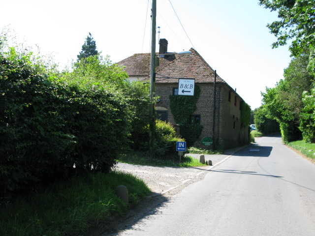 B & B on Coxhill Road, Shepherdswell