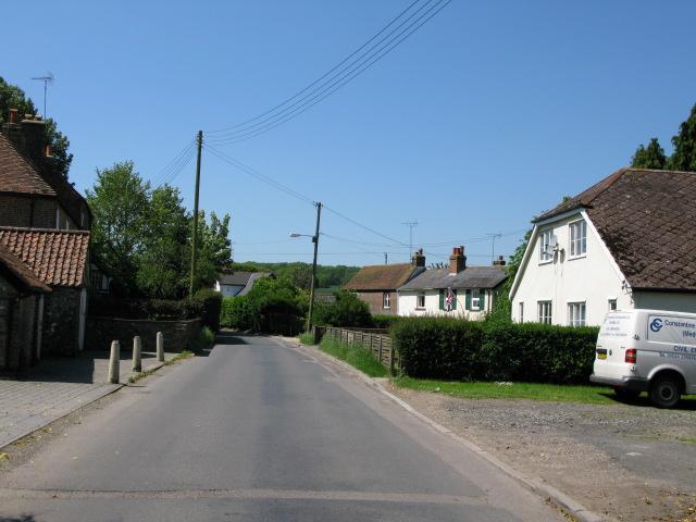 Halfway Street on Coxhill Road