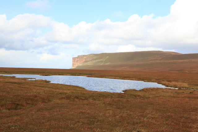 Loch of Tor Ness