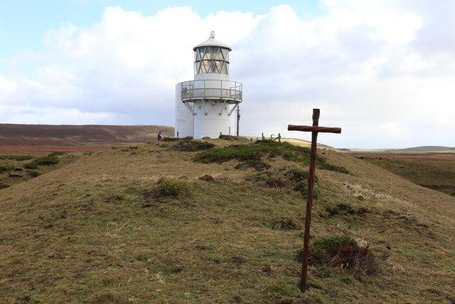 Tor Ness Lighthouse (A3600)