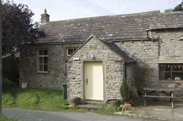 Old Schoolhouse, Stalling Busk
