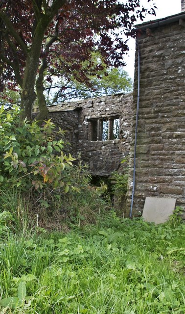 Ruined Cottage, Stalling Busk