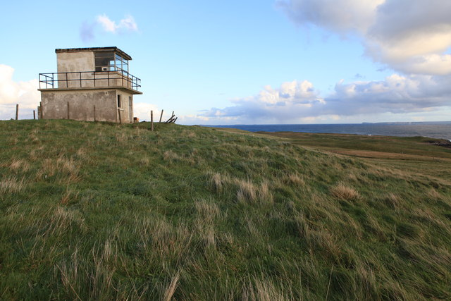 Coastguard Station, The Mares