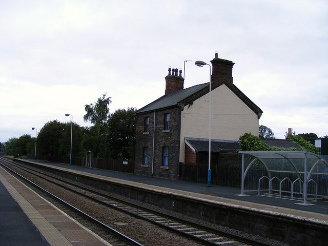 Haydon Bridge Station