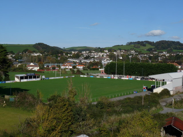 Barnstaple Town Football Club grounds, Mill Road