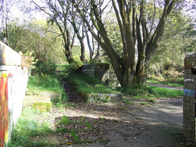 Site of old Station