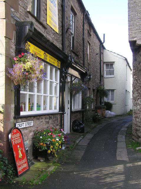 Croft Street, Kirkby Stephen
