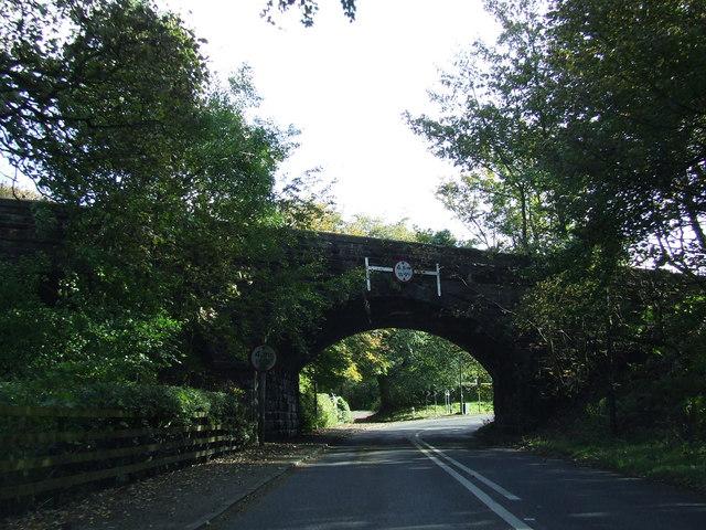 Railway Bridge over the A735