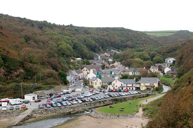 Circular walk from Solva to St Elvis and Dinas Fawr (1)